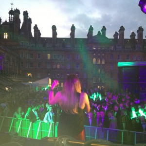 Sway Allstars at Royal Holloway College