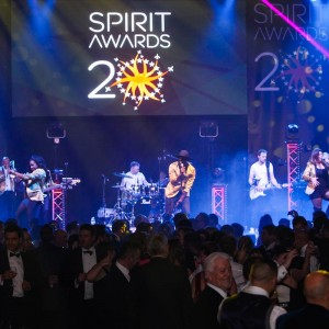 Sway Allstars at the Brighton Centre for Easyjet Spirit Awards 2016