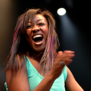 Beverley Knight with Sway Allstars