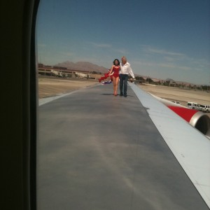 Sway Allstars Arriving in Las Vegas in 2010 with Dita Von Teese
